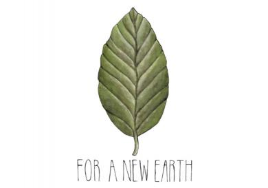 For A New Earth