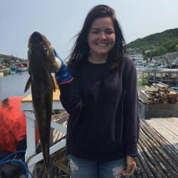 empowering women through fishing