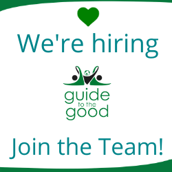 Guide to the Good - we're hiring
