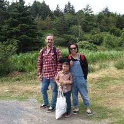 forage with Ross Larkin & Celeste Mah