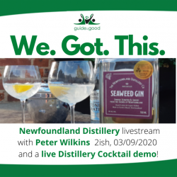 We Got This - Newfoundland Distillery
