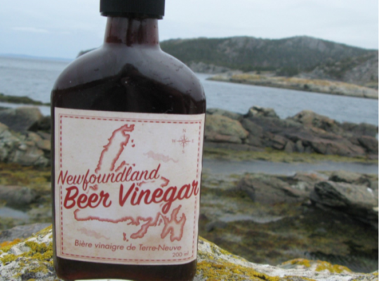 beer vinegar
