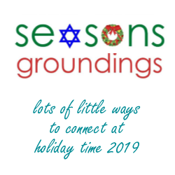 seasons groundings - little ways to connect